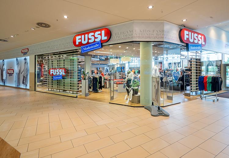 SCW Shoppingcity Wels | Fussl