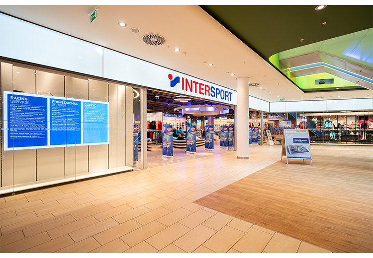 intersport telefon