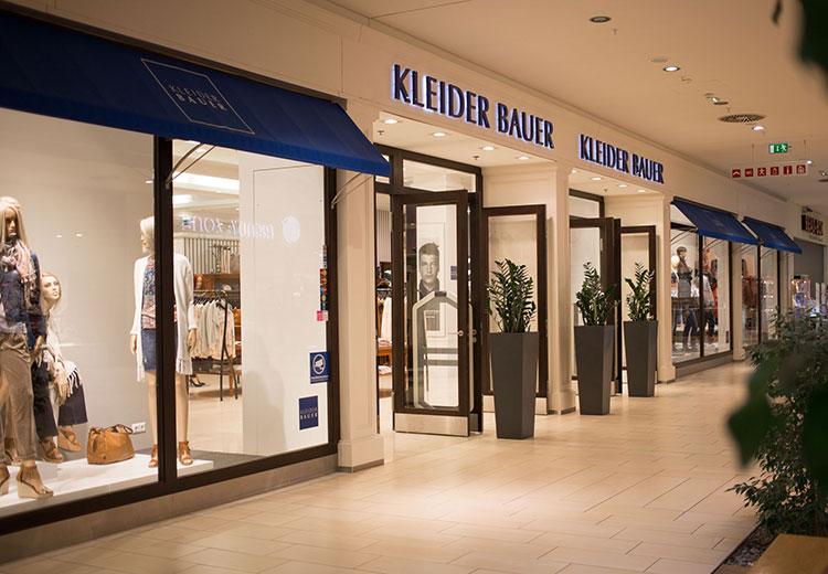 Scw Shoppingcity Wels Kleider Bauer